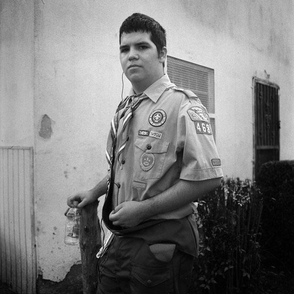 El boy scout