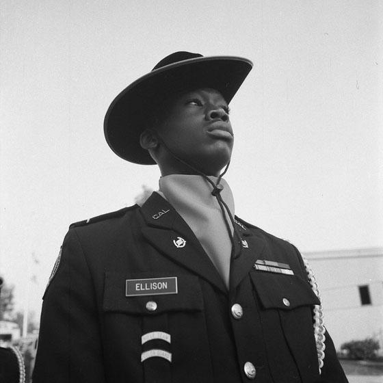 Military Highschooler