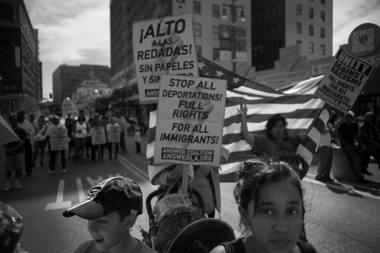 MAY DAY 2015 IMMIGRATION MARCH-9941